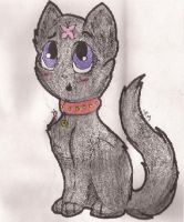 Art Trade InspiredKitten by NinjaMuffins1998