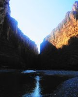 Big Bend by SharPhotography