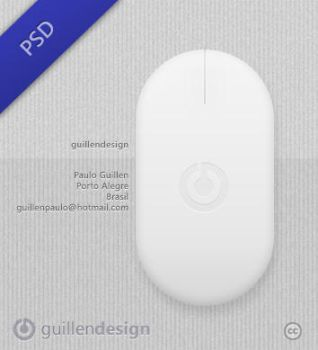 Mouse .PSD Files by GuillenDesign