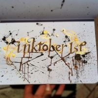 Inkober Day 1 by phoebehorselover