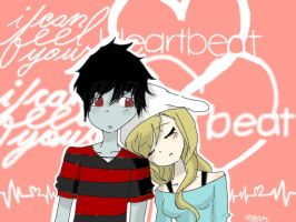 Fiolee: I can hear your heartbeat by Maychan16