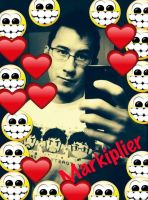 I love markiplier! by MalGirl101