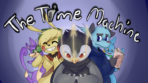 Upcoming: The Time Machine - AudioComic by PikaIsCool