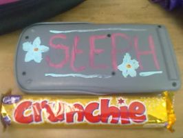 Steph's crunchie by babadaisy96