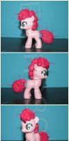 FOR SALE: Young/Filly Pinkie Pie custom by EmR0304