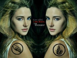 Divergent Tris Prior Wallpaper by nickelbackloverxoxox