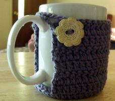 Coffee Mug Cozy by LiebeTacos