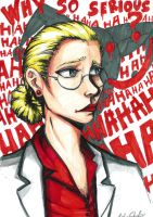 Dr. Harleen Quinzel by DiningCar