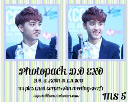 Photopack D.O EXO - MS5 by lethi2000 by lethi2000