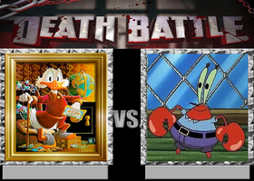 Death Battle Idea 15 by WeirdKev-27