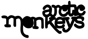 Arctic Monkeys Logo by DutchLion