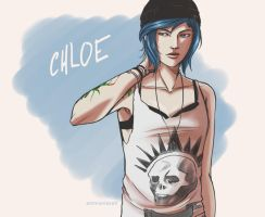 Life is Strange Chloe. by emmav
