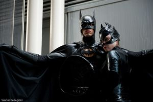 Romics 2009-10-10: Batman 02 by LarsVanDrake