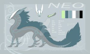 :Neo Reference Sheet: by Ryukurei