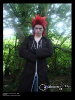 Axel - Still dreaming of you by OblivionOrNot
