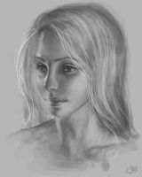 face sketch by y-u-k-i-k-o