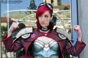 Fanime 2014 : Faces of Cosplay_0342 by JuniorAfro