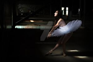 M ~ Abandoned Ballet 7 by tidalcreationsau