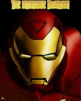 the Invincible Ironman by joephotoshop
