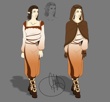 Star Wars: I'Maowa Concept by JLMagian