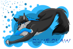 trade - so much blue ._. by doggygirl356