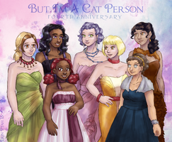 BICP Prom Dresses by ErinPtah