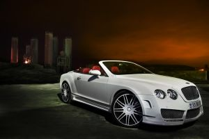 Bentley Continental Mansory_5 by Tagirov