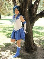 Sailor Mercury by Madoka-swan