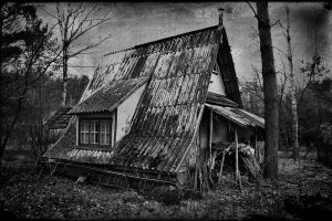 Witch.House. by wojtar