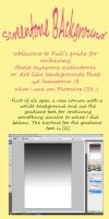 Screentone Background Tutorial by FullAnimeZone