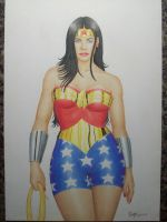 w.w done in color pencil 2005 by SUPERTIAGOF