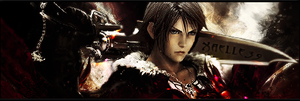 Squall by Xaelle39