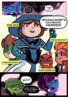 The Insufferable Firan: Page 8 by Wazzaldorp