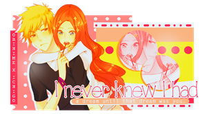 IchiHime Signature by 0StarLights0