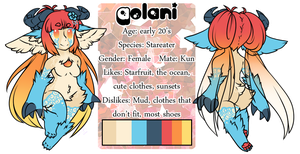 Aolani Reference by LovelessKia