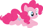Shes even cute when laying down by Porygon2z