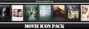 Movie Icon Pack 35 by FirstLine1
