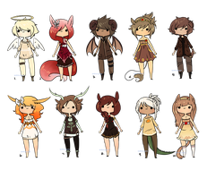 Adoptable [ hurp adopts ] set 3 - closed - by Burscutum