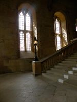 Christ Church Staircase 02 by nevertakemystock