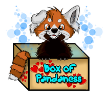 A Box of Pandaness by Panda-kiddie