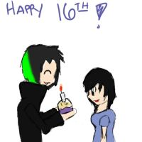 Happy 16th NairSame by SexyGhostbuster