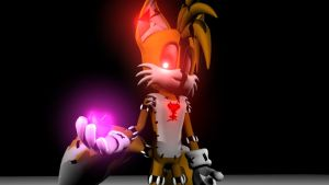 Heartless Tails Doll by velox-zone