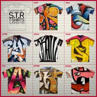 STR tshirts v3 by gartier