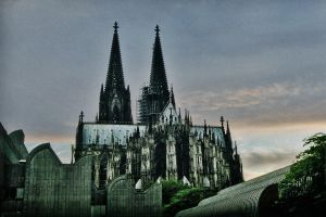 Germany - Cathedral II by touch-the-flame