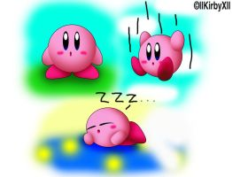 Kirby Doodles by llKirbyXll