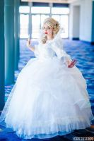 Fairy Godmother 2015 Cosplay at D23 by glimmerwood