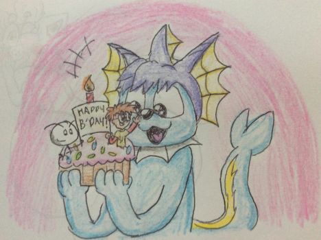 Happy B'day Zelsea! by Junited