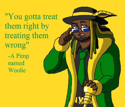 TBFP: A Pimp named Woolie by Brian12
