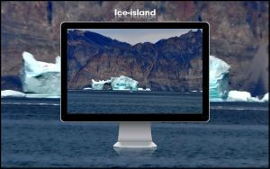 Ice-Island by oiien