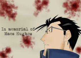 In memory of Maes Hughes by failed-attempts
